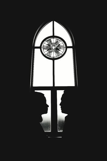 Window Indoors  No People Day Clock Face Preweddingshoot Boy Girl Bestfirend Married
