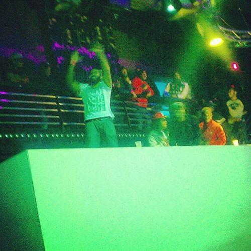 @Streetz3700 had the floor jumping ! Salute