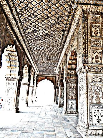 redfort , Begum Mahal Indoors  Day Pattern History Architecture Sunlight Built Structure No People