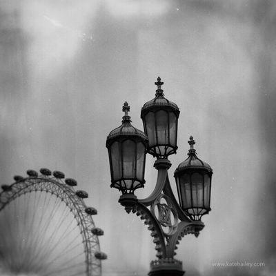 I Spy the London Eye! The Traveler - 2015 EyeEm Awards Traveling London Kateontheroad