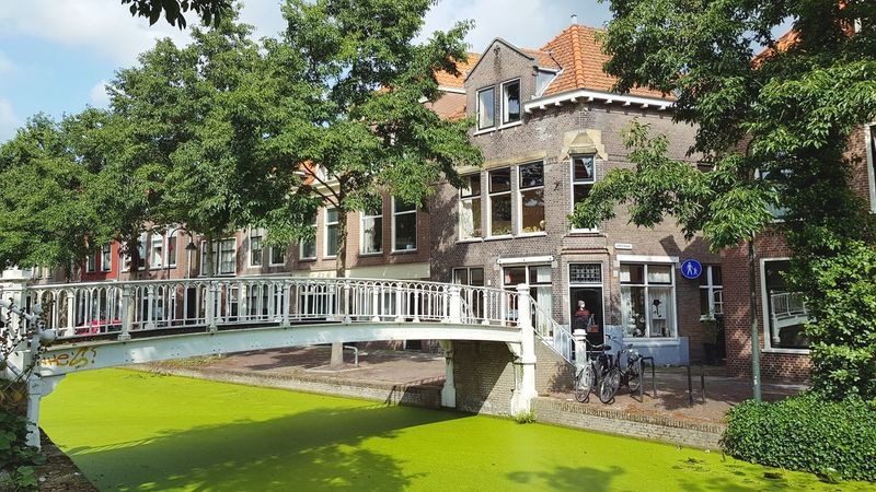 Architecture Built Structure Building Exterior Water Outdoors Travel Destinations No People City Waterfront Water Reflections Bridge Bridge - Man Made Structure Bridge Over Water Bridges Architectural Detail Residential District Residential Building Dutch Canals Dutch Architecture Canals And Waterways Dutch Cities Taking Photos Taking Pictures Eye4photography  Amazing Place