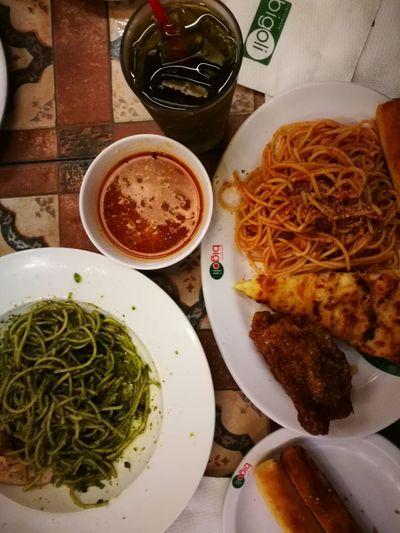 EyeEmNewHere Eyemphilippines Eyemnewbie Pasta Pizza🍕 Eating Out