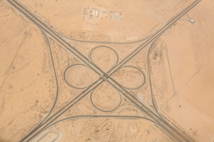 Aerial Shot Crossroads Of The World Desert Intersection Road Roads UAE United Arab Emirates Aerial Aerial View Built Structure City Crossroad Crossroads Day Design Floral Pattern High Angle View Intersection Point No People Pattern Sand Sunlight Transportation Travel The Architect - 2018 EyeEm Awards The Street Photographer - 2018 EyeEm Awards The Great Outdoors - 2018 EyeEm Awards The Traveler - 2018 EyeEm Awards