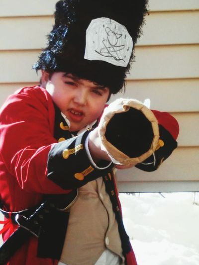 Taking Photos redcoat. MySON♥ Costumes . Redcoat Being Redcoat Playing Around Myson Autism Autismawareness ILOVEMYSON