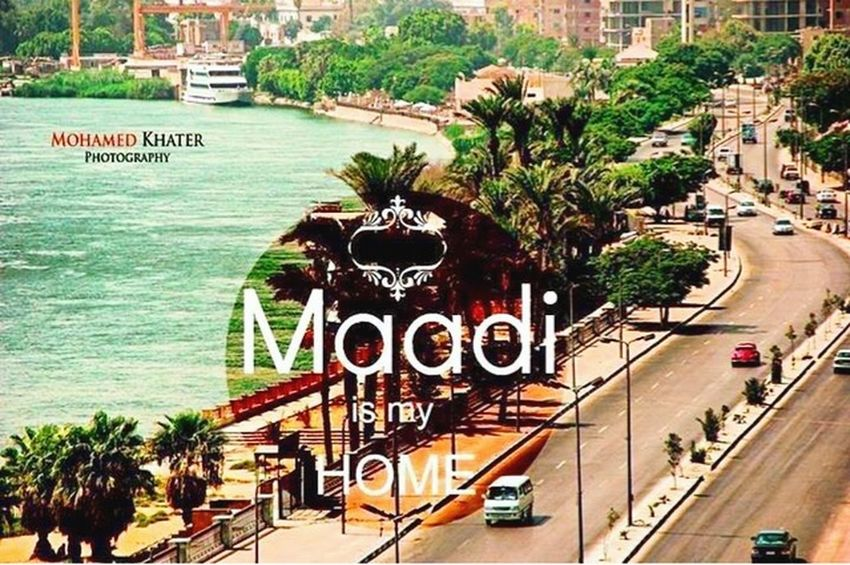 Maadi is my Home ❤️ Egypt Nile River Missing That Place