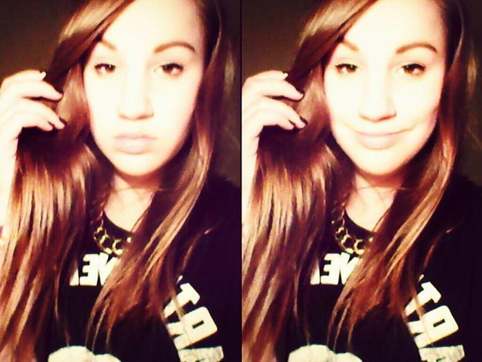 Go hard or go home. Girl Selfie 2fab4u . ☺ JustMe