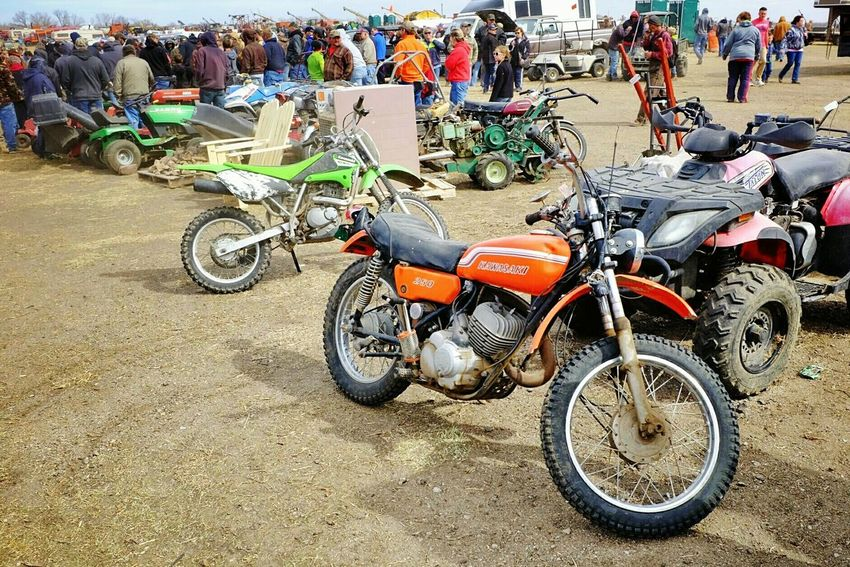 On Any Sunday: https://youtu.be/2iDfmhZAiUA Motorcycles Dirt Bike Vintage Auction Sale Check This Out