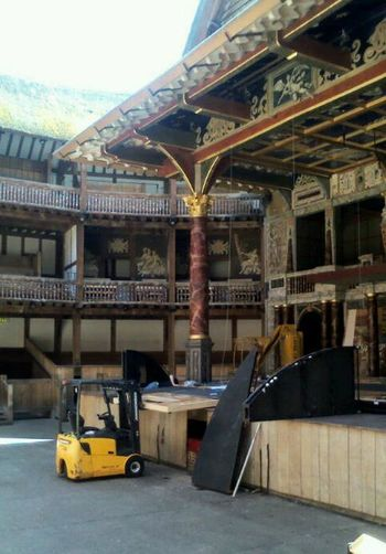 Teatro Shakespeariano William Shakespeare London