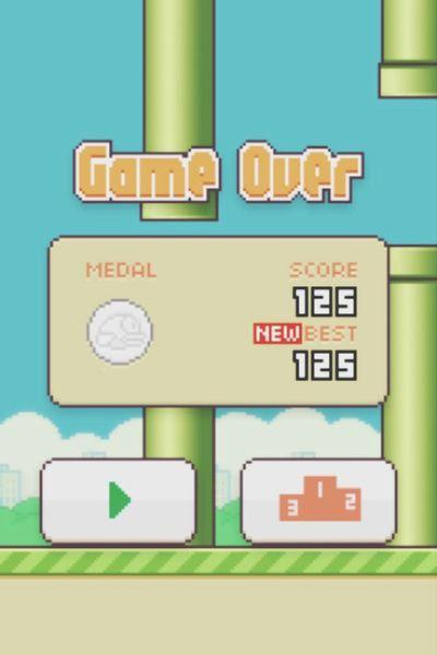 Flappy Bird finally ?