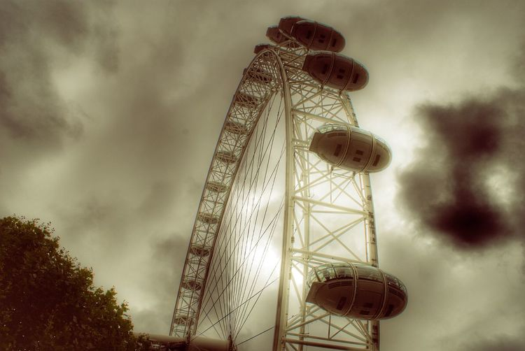 Spin the bubble Tadaa Community London Eye Tadaabestshot Check This Out