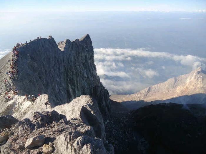 Merapi Volcano Volcano Crater INDONESIA Be Brave, Be Safe