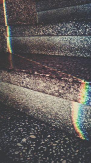 Sweet Pale Rainbow Colorful