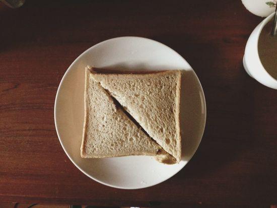 Food Diary Lunch Tuna Sandwich
