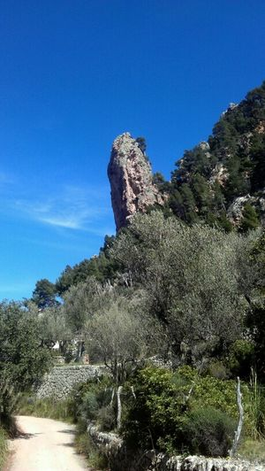 Nature Mountains Landscape
