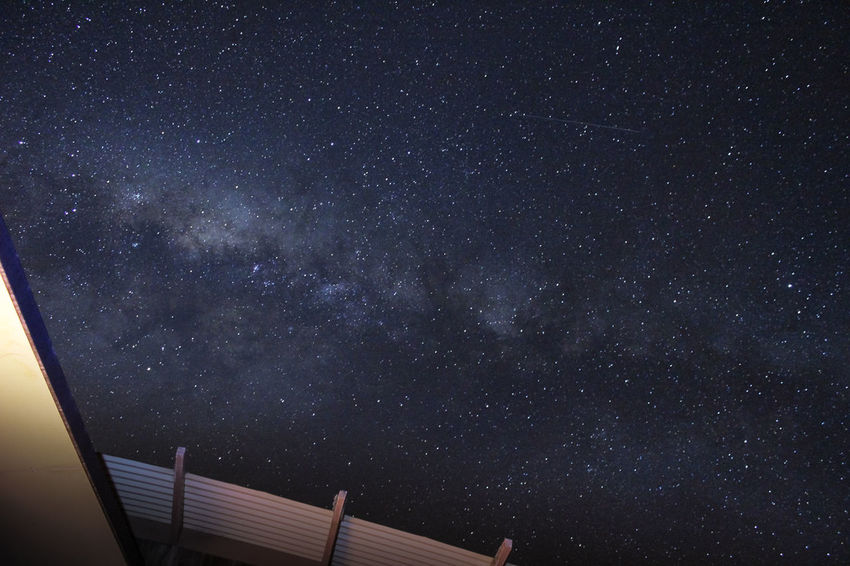 Sky Stars Nightphotography Milkyway