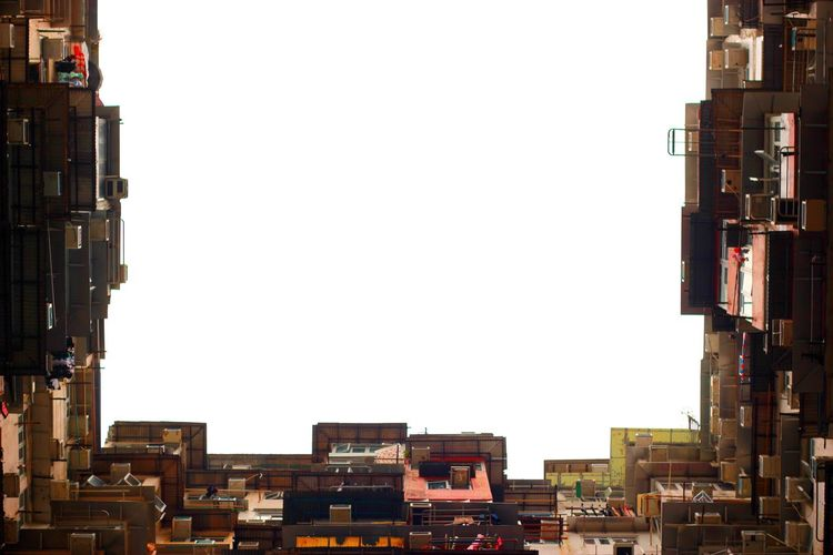 Hk Architecture Sky The Architect - 2017 EyeEm Awards