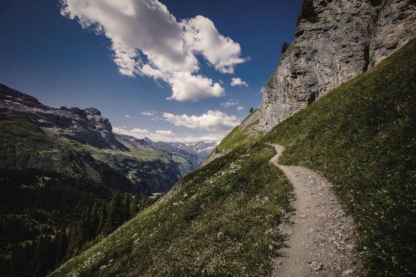 Alpen Alpenpanorama Alpenwelt Aplen Beauty In Nature Berge Engelberg Grass Jochpass Landscape Melchsee-frutt Mountain Mountain Range Nature Outdoors Schweiz Schweizer Alpen Schweizerlland Sky Swiss Swiss Alps Swiss Mountains Swissalps Wanderlust Wandern