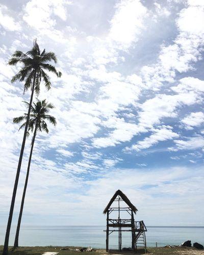 Sky Sky Beach