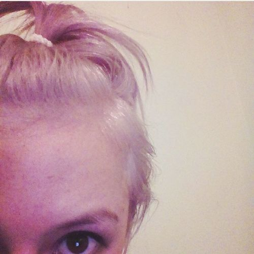 Hair Hairstyle Purple Hairpurple Love Liveisgood Moments Moment Instalike Instaphoto