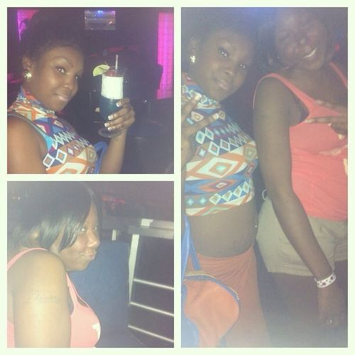 Lastnight At Metroplis With My Bytch