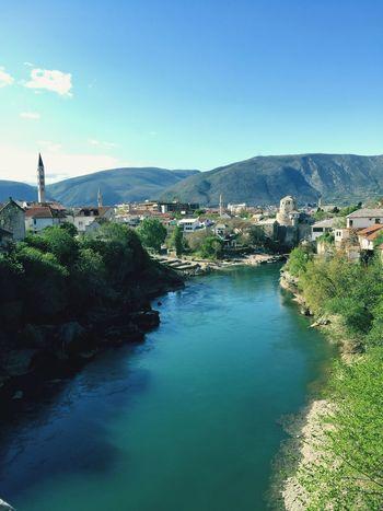 Mostar Bosnia Nice Hello World