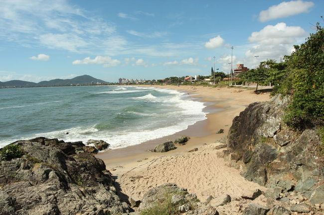 Beautiful beach in southern Brazil Beach Brazil Ocean Penha Sand Sand & Sea Santa Catarina Santa Catarina Brazil Santa Catarina, Brazil Sky And Clouds Tropical Tropical Paradise Waves Waves And Rocks Waves Crashing Waves Crashing On Rocks Waves, Ocean, Nature