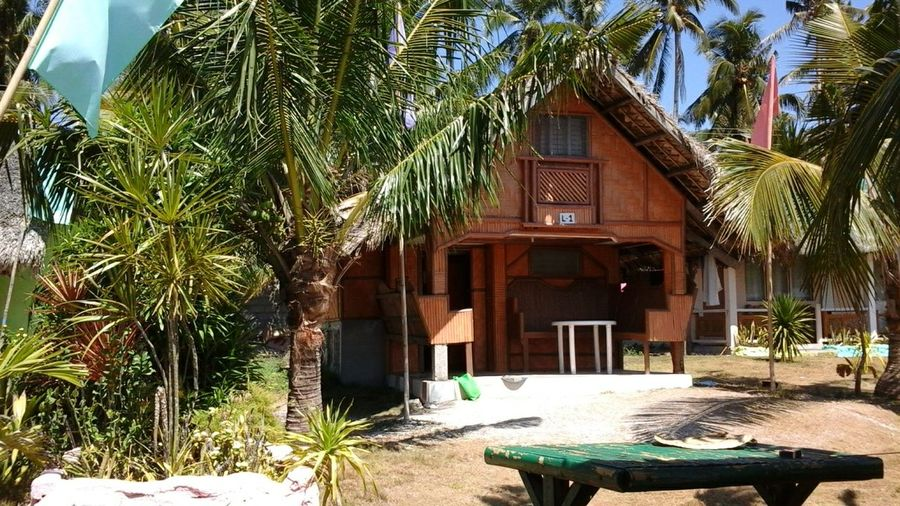 Haven of Fun Nipa house (house cottages) beautiful place to go :)