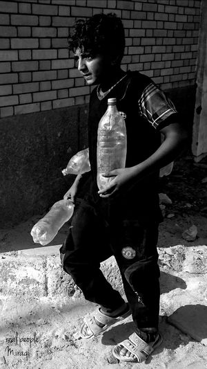 That really push my tears Child Childhood One Person Real People, Real Lives Blackandwhite Photography