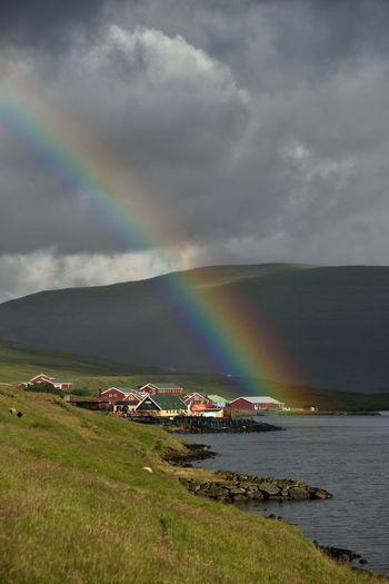 Rainbow Cloud -