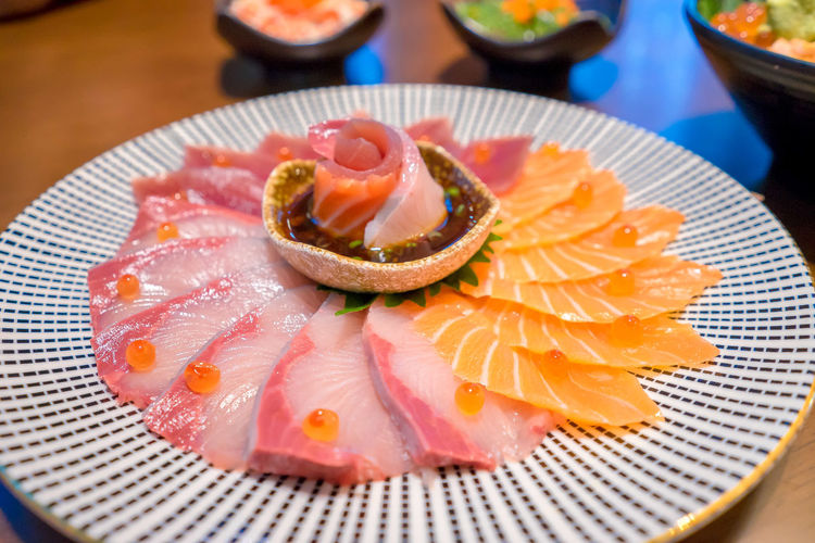 Sushi Salmon -