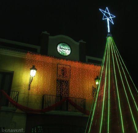 Nadal Beniarjo La Safor País De L'olivera Navidad Arbre De Nadal Arbol De Navidad Callejeando