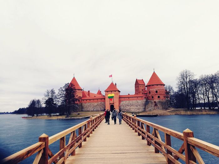 Trakai Castle Lithuania Spring Time 🌻 Love My Country Heart Of Lithuania