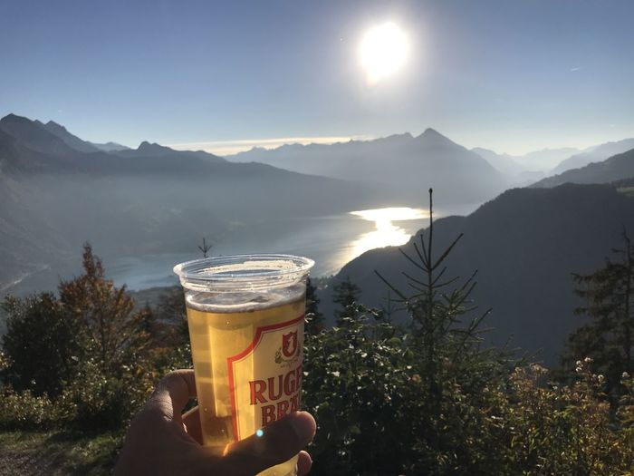 Mountain Drink