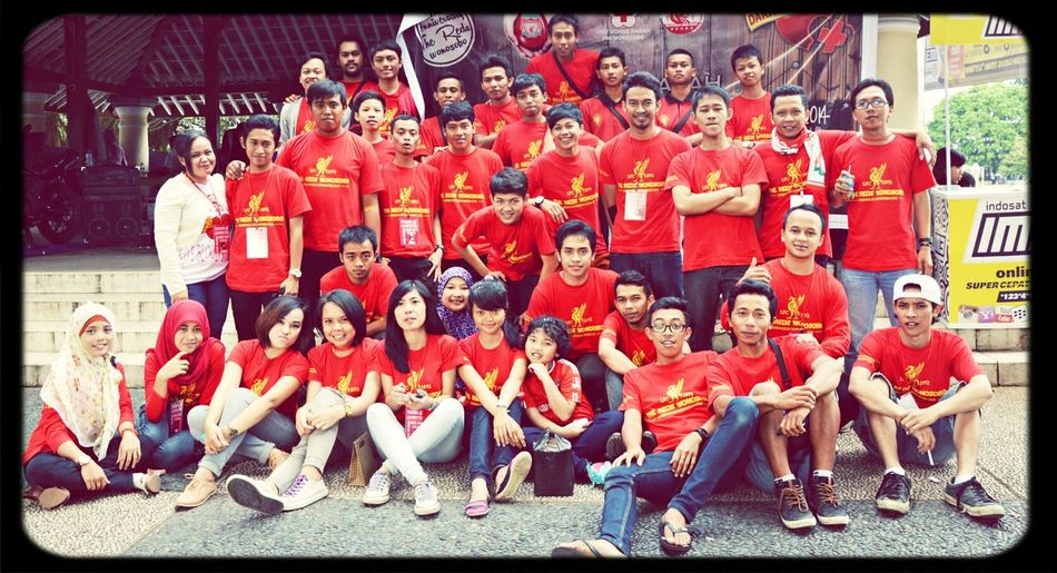 YNWA Fans The Reds