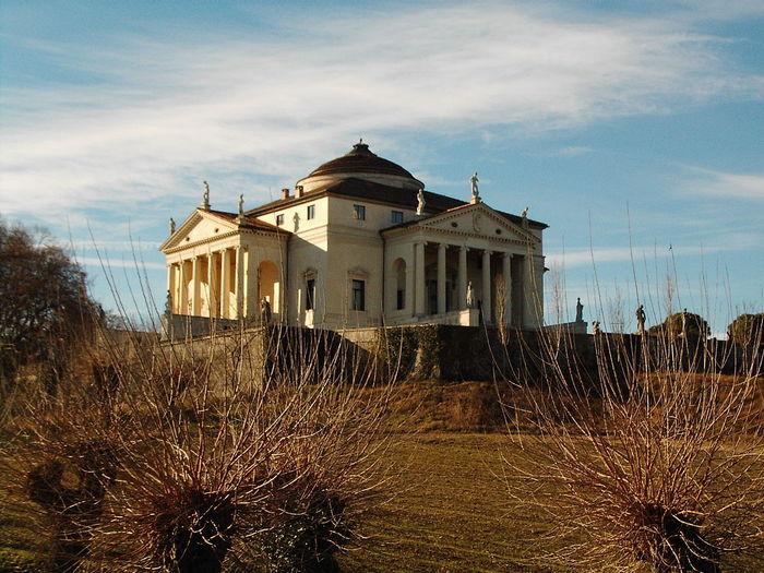 Architecture Classicism La Rotonda Palladio Palladio Perfection Vicenza Villa Villa Capra