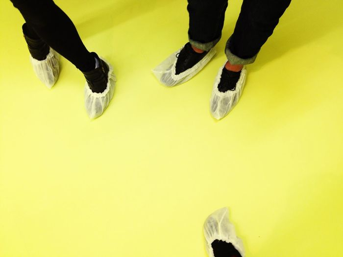 Black Mamba In My Shoes Art Gallery Gallery Weekend  Boots Yellow Lemon By Motorola