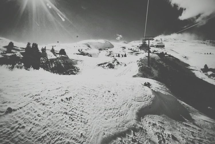 Mountain_collection Mountains Mountain Monochrome Blackandwhite Photography Winter_collection Snow ❄ Sony A6000 Switzerland Lenzerheide Wintertime Wintersaison Skiingday