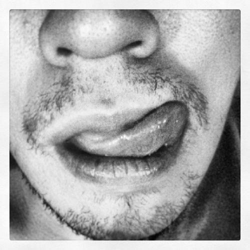 Time for a shave. Needtoshave FacialHair IGotTheTrampyLook Lick Tongue Bored Selfie Igers IgersLondon