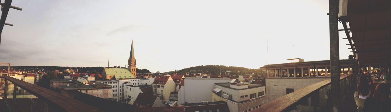 Biele Town Panorama Chillin Swag