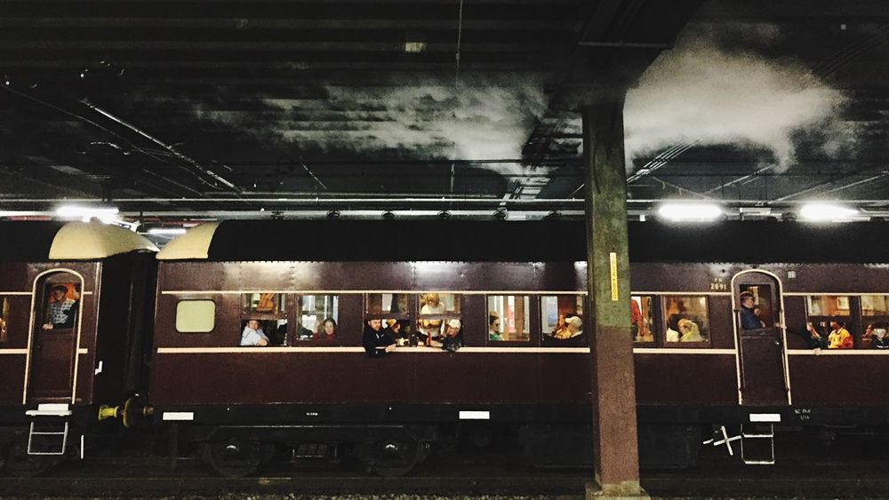 Notes From The Underground | Steam Trains | Open Edit