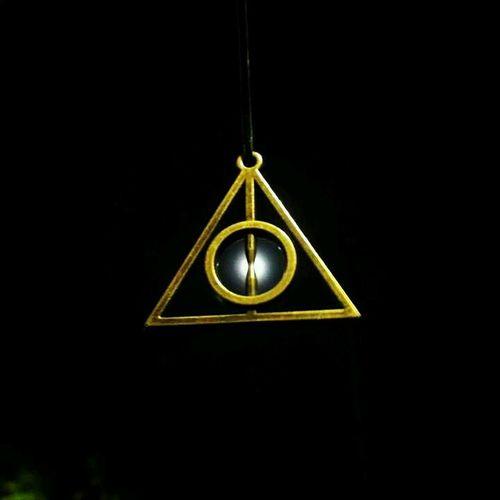 Harrypotter Eidonidellamorte Luna Fotochespacca :3