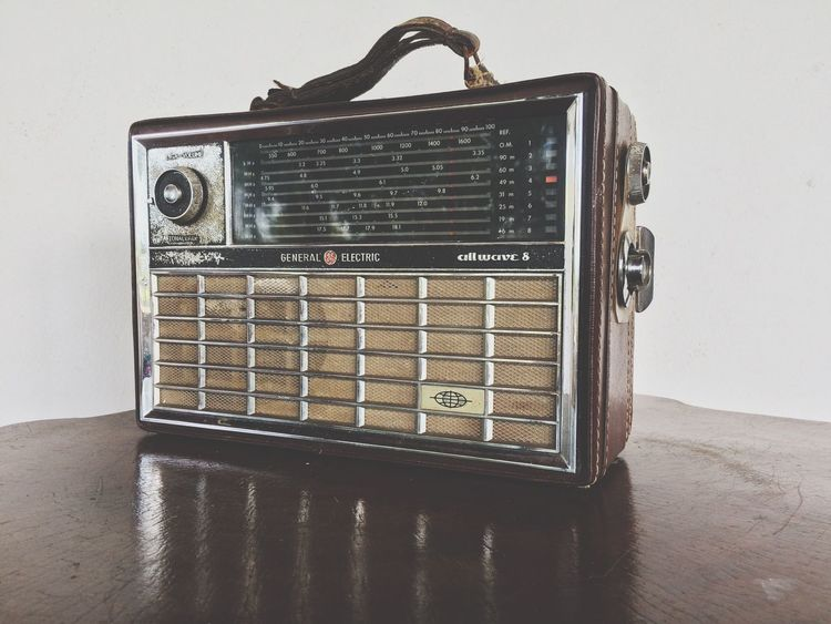Music Retro Styled Old-fashioned Old Musical Equipment No People Close-up Technology Audio Electronics Indoors  Day