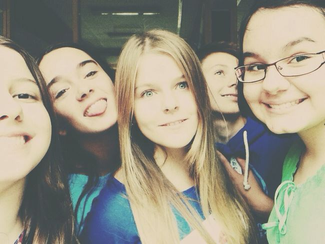 Friendship. ♡   At School 8th Grade