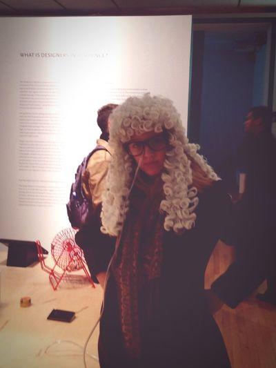 Hurray ! Visiting Design Museum in London