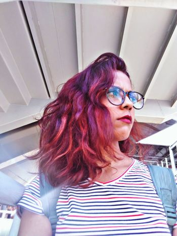 Eyeglasses  Young Women Portrait Women Redhead