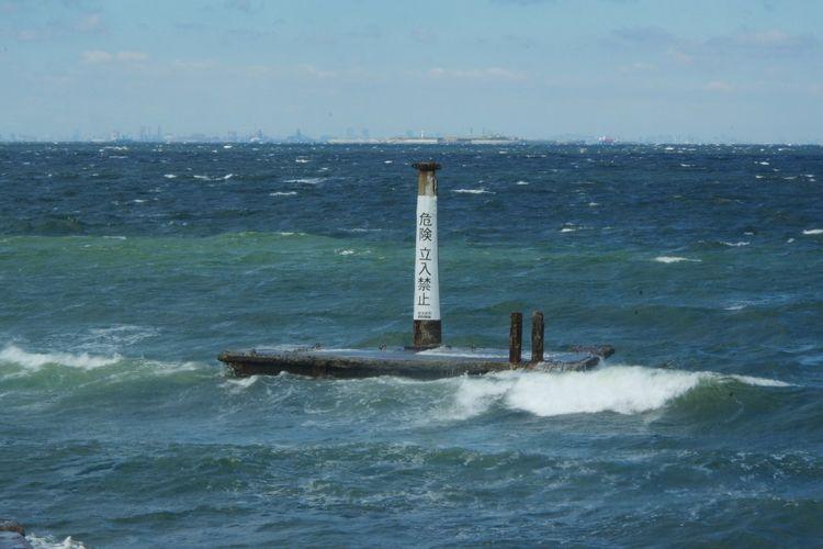 横須賀 観音崎 Pentax K-3 海 Sea
