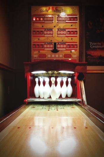 this made me so happy Vintage Bowling Arcade Arcade Machine Old
