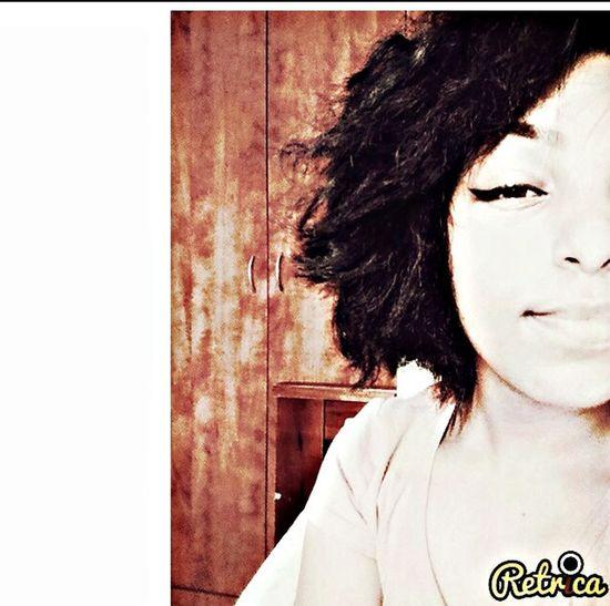 I cut my hair ???