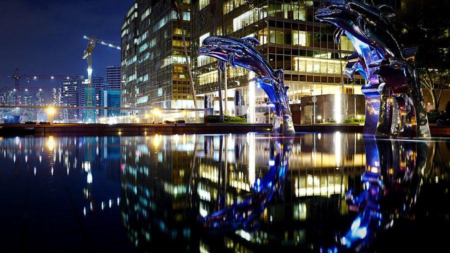 中港城 HongKong Discoverhongkong Leica Leicaq Nightphotography Streetphotography Reflection Water EyeEm Gallery EyeEmBestEdits EyeEmbestshots EyeEmBestPics The Architect - 2016 EyeEm Awards