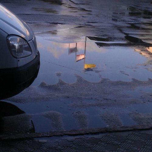 :( Керчь автовокзал мрякоть непогода Осень